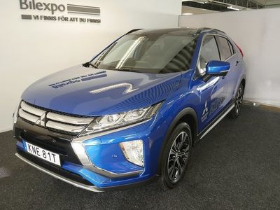 begagnad Mitsubishi Eclipse Cross 1.5T CVT 4WD Business Demobil