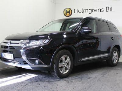 brugt Mitsubishi Outlander 2.2D AT 4WD Business NAV