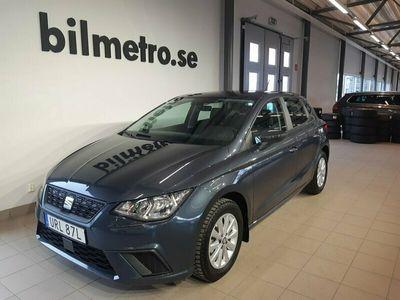 begagnad Seat Ibiza 1.0 TSI 95 STYLE 2021, Halvkombi Pris 149 900 kr
