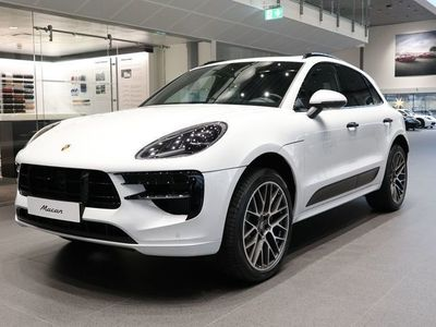 begagnad Porsche Macan S 354hk / SportDesign / Värmare