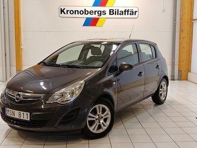 begagnad Opel Corsa Enjoy Plus 1.2 85 Hk