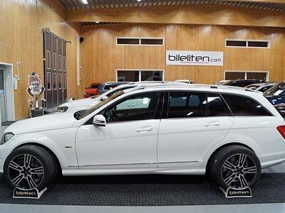 begagnad Mercedes C220 CDI AMG Edition C GPS Aut