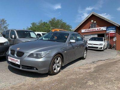 begagnad BMW 525 XI E60 4X4 X-DRIVE/ SKINN/ Xenon