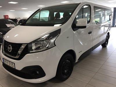 begagnad Nissan NV300 Combi 9PL 1,6dci 145hk WEBASTO