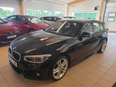 begagnad BMW 118 i M-Sport 136 hk V-hjul