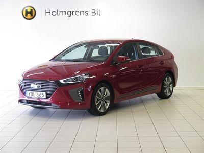 begagnad Hyundai Ioniq Hybrid Premium Eco