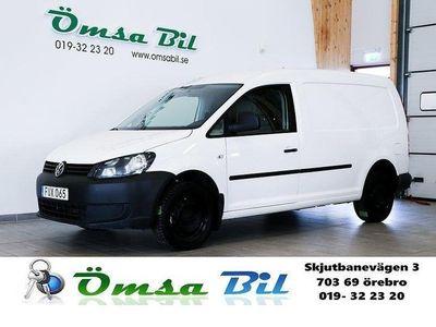 begagnad VW Caddy Maxi 2.0 TDI 4M DSG DRAG 140