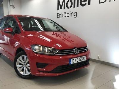 begagnad VW Golf Sportsvan 1.2 81kw Drag