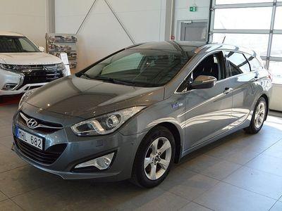 begagnad Hyundai i40 1.7 CRDI 136 HK Premium Kombi
