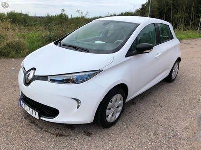 begagnad Renault Zoe Life 41kWh (Stora batteriet) -17