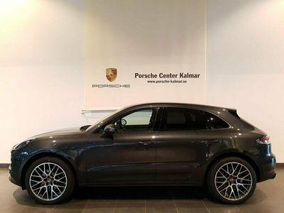 begagnad Porsche Macan PDK Euro 6 245hk Se Spec För Omgående Leverans