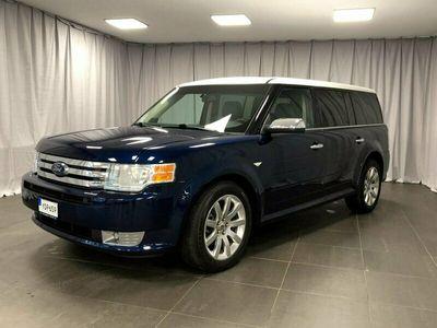begagnad Ford Flex 4X4 2011, Minibuss 219 000 kr