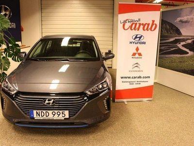 begagnad Hyundai Ioniq Plug-in 1.6 + 8.9 kWh DCT Euro -17