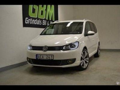begagnad VW Touran 2.0 7sit 170 hk -12