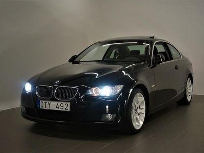 begagnad BMW 330 d X-DRIVE/Coupé/Taklucka/Navigation