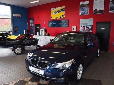 begagnad BMW 520 D Sv.såld PDC Drag M-värmare Nybes*