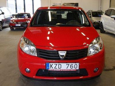 begagnad Dacia Sandero 1.6 E85 / 9012 mil / 0%RÄNTA -11