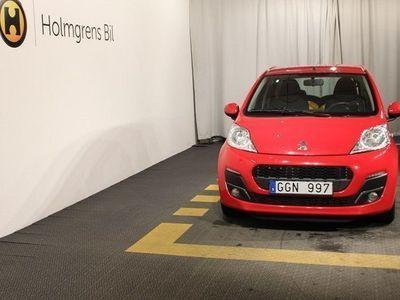begagnad Peugeot 107 5D Active 1.0