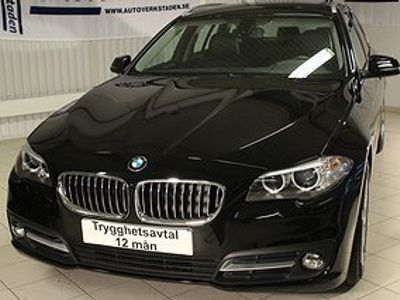 begagnad BMW 520 d Xdrive Touring Business Comfort Edition 190hk