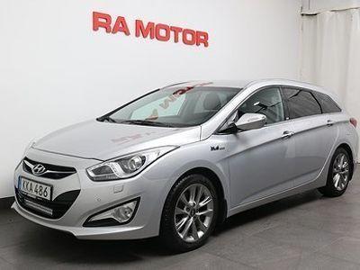 begagnad Hyundai i40 1,7 CRDi Business Kombi LED/Drag/Motorv