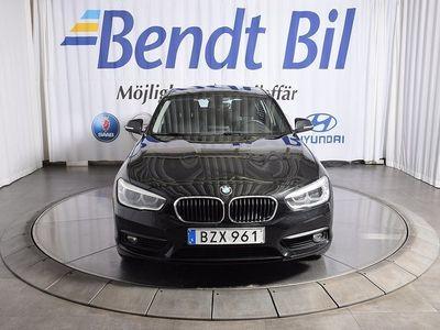 begagnad BMW 118 d Advantage Automat