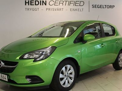 begagnad Opel Corsa 1,4 90HK ENJOY PLUS S+V-HJUL