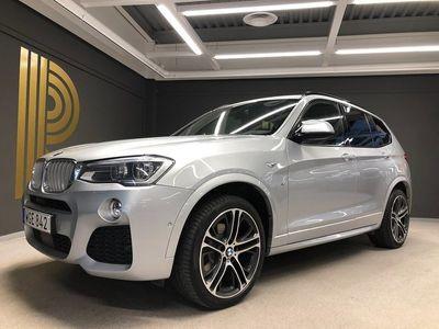 begagnad BMW X3 xDrive30d M Sport Panorama 258hk