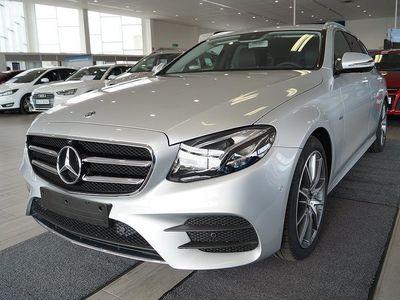 begagnad Mercedes E220 Kombi // AMG sportstyle