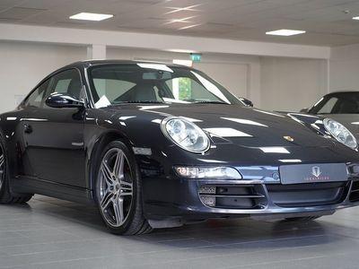 begagnad Porsche 911 Carrera 4S 3.8 Sport Chrono 355hk -07