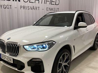 begagnad BMW X5 XDRIVE30D M SPORT LUFTFJÄRDRING M.M