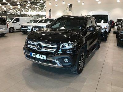 begagnad Mercedes 250 X BenzX X D PROGRESSIVE EDITION 4MATIC 2018, Transportbil 374 875 kr