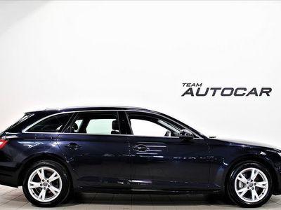 begagnad Audi A4 2.0 TDI 190hk quattro S Tronic Pro Line