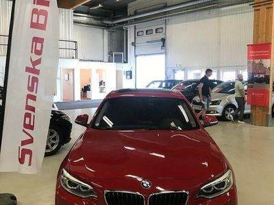 begagnad BMW 220 d Coupé Aut Sportline Euro 6 184hk 1,