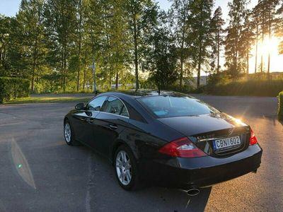 begagnad Mercedes CLS320 CD