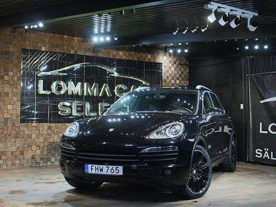 begagnad Porsche Cayenne S V8 DRAG VÄ 2014, SUV 339 900 kr