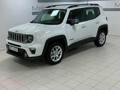 begagnad Jeep Renegade LIMITED 1.3 180 AT MY20 2020, SUV Pris 337 375 kr