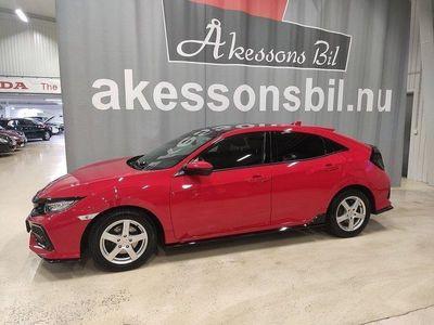 begagnad Honda Civic 5D 1,5 182 Hk Sport Plus AUT LÅG