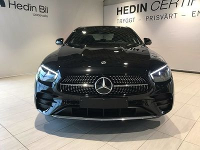 begagnad Mercedes E300 E4MATIC SEDAN