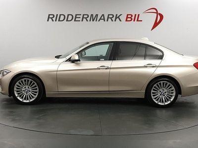 begagnad BMW 335 d xDrive Luxury Line Skinn Navi Harma -15