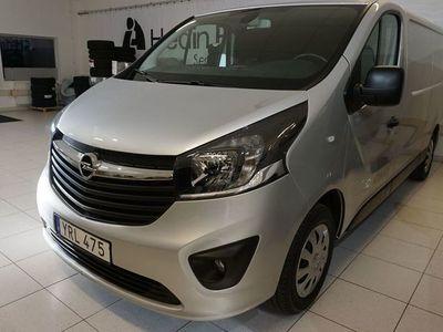 begagnad Opel Vivaro Skåp L2H1 1.6 CDTI