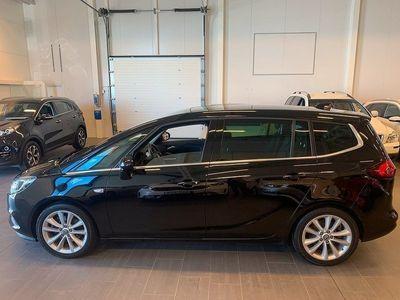 begagnad Opel Zafira Tourer 2.0 CDTI/AUT 7-sits (170hk)