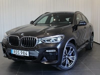 begagnad BMW X4 30i xDrive Innovation / Winter / Connected