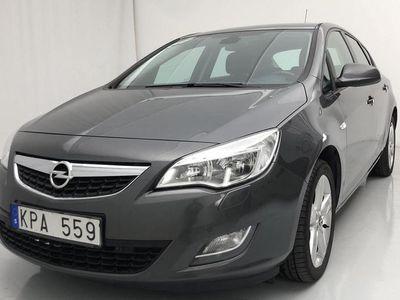 begagnad Opel Astra 1.6 ECOTEC 5dr