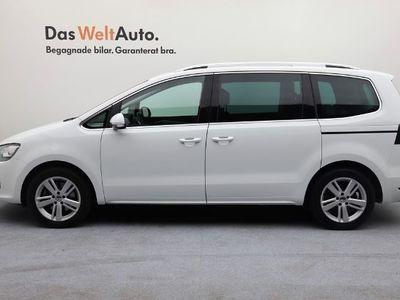 begagnad VW Sharan TDI 150 Man Premium-pkt Panorama
