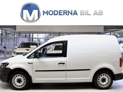 begagnad VW Caddy 1.4 TSI AUT EU6 125HK B-VÄRM DRAG EDSTRÖMS