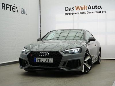 begagnad Audi RS5 B&O RS-AVGAS HUD SV-SÅLD EU6 MOMS 450hk