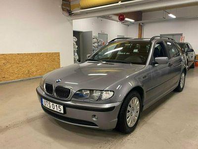 begagnad BMW 316 I TOURING