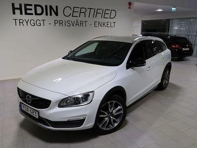 begagnad Volvo V60 CC V60 Cross Country D4 AWD Geartronic, 190hk