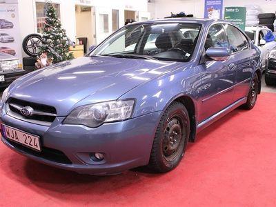 begagnad Subaru Legacy 2.5 4WD Automat 167hk 0:-KR Kontantinsats