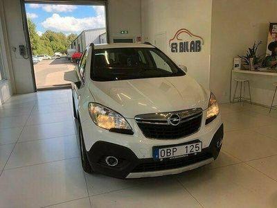 begagnad Opel Mokka 1,6 Ecoflex 5dr